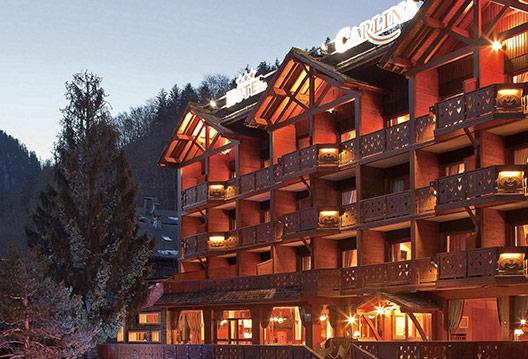 Photo de l'Hôtel Carlina La Clusaz, Haute-Savoie