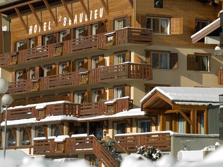 Hotel Beaulieu pour votre séjour & vacances au ski